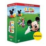 A Casa do Mickey Mouse - Coleção com 11 DVDs