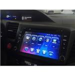 A Central Multimídia Honda Civic 2015 2016 S650 Android Preto