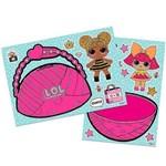 A2-kit Decorativo Lol Surprise - Painel e Enfeites