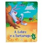 A Lebre e a Tartaruga Livro Quebra Cabeça
