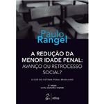 A Redução da Menor Idade Penal - Avanço ou Retrocesso Social - 2ª Ed.