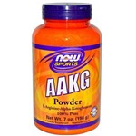 Aakg Pure Powder 198g - Now Foods