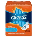 Abs C/ab Always Super Prot 8un-pc Seca
