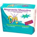 Absorvente Masculino DryMan com 10 Und (Cód. 11272)