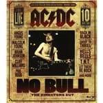 Ac/Dc no Bull The Directors CUT - Blu Ray Rock