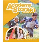 Academy Stars 3 - Pupil's Book With Workbook Pack
