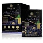 Açaí Whey Protein - Essential Nutrition - Sachê 12 X 35g