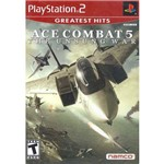 Ace Combat 5: The Unsung War Greatest Hits- Ps2