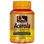 Acerola - 60 Comprimidos Mastigáveis - Oh2 Nutrition