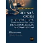 Acesso à Ordem Jurídica Justa ( Conceito Atualizado de Acesso à Justiça )