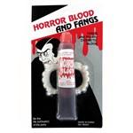 Acessório Halloween - Dentes com Sangue - Sulamericana