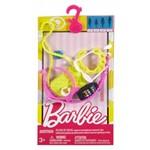Acessórios Barbie FAB Bolsa Amarela CMR78 - Mattel