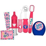 Acessórios de Boneca - Kit de Dentista - Baby Alive - Toyng