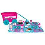 Acessórios para Boneca - Barbie Chef - Carrinho Pique-nique - Cotiplás
