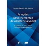 Ações Governamentais de Assistência Social, as - 2018