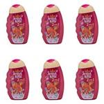 Acqua Kids 2em1 Milk Shake Shampoo 250ml (kit C/06)