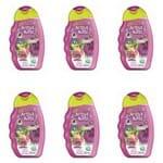 Acqua Kids 2em1 Uva e Aloe Vera Shampoo 250ml (kit C/06)