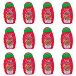 Acqua Kids Infantil Cabelos Lisos/ Finos Condicionador 250ml (kit C/12)