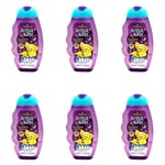 Acqua Kids Tutti Frutti Shampoo 400ml (kit C/06)