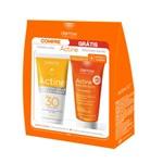Actine Protetor Solar Fps30 Toque Seco 60ml Grátis