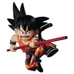 Action Figure Dragon Ball Scultures Son Goku