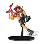 Action Figure One Piece Sculture - Portgas D Ace