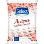 Açúcar Refinado Especial Select 1kg