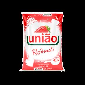 Açúcar Refinado Especial União 1kg
