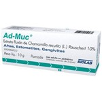 Ad-muc Pomada 10% com 10g Biolab