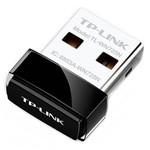 Adaptador Usb Wi-fi Tp-link Tl-wn725n de 150mbps em 2.4ghz - Preto
