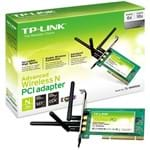 Adaptador Wireless PCI WN951N - TP-Link