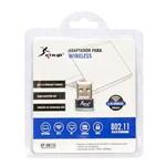 Adaptador Wireless Usb 2.0 150 Mps Velocidade 2,4Ghz Knup