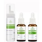 Adcos Acne Solution Soro + Mousse + Salicílica