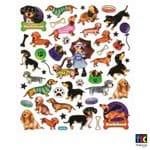 Adesivo Artesanal I Toke e Crie Cachorros - 8970 - Ad880