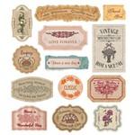 Adesivo Artesanal I Toke e Crie Tags Clássicas - 17827 - Ad1784