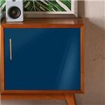 Adesivo Brilhante Azul Médio 0,50 X 5,00m