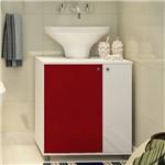 Adesivo Brilhante Vermelho Radiante 0,50 X 5,00m