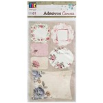 Adesivo Canvas Memoriais Ad1601 - Toke e Crie