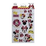 Adesivo 3D - ADD02 - Minnie Mouse - Toke e Crie