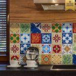 Adesivo de Azulejo Cozinha Mix Lorena