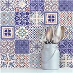 Adesivo de Azulejo Monte Belo 15x15 Cm com 18un