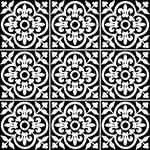 Adesivo de Parede Decorativo para Cozinha Stixx Azulejos Clássico (123x61cm)