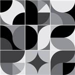 Adesivo de Parede Decorativo para Cozinha Stixx Azulejos Cosmopolita Colorido (123x61cm)