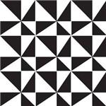Adesivo de Parede Decorativo para Cozinha Stixx Azulejos Origami (123x61cm)