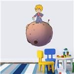 Adesivo de Parede Infantil Pequeno Principe