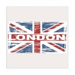 Adesivo de Parede London Colorido Grudado Adesivos