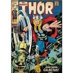 Adesivo de Parede Mighty Thor Comic Cover Giant Wall Decal Roommates Colorido (46x12,8x2,8cm)