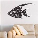 Adesivo de Parede - Mosaico de Peixes - N5115