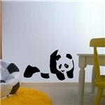 Adesivo de Parede Urso Panda