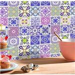 Adesivo Decorativo Azulejos 01
